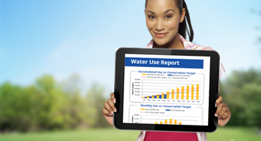 NEW! Water Use Reports