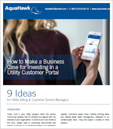 Article - How to Make a Business Case for Investing in a Utility Customer Portal